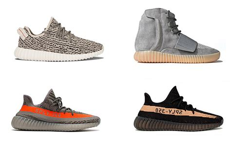 new year yeezys here s every adidas yeezy sneaker released so far
