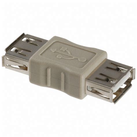 Usb Connector a usb 4 assmann wsw components connectors interconnects digikey