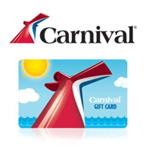 Carnival Gift Card - buy carnival cruise lines gift cards at giftcertificates com
