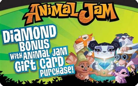 Places That Accept Gamestop Gift Cards - animal jam store fan gear guides gift certificates and more virtual worlds for