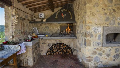 Cucine All Aperto In Muratura by Casale Galli 187 Cucina All Aperto