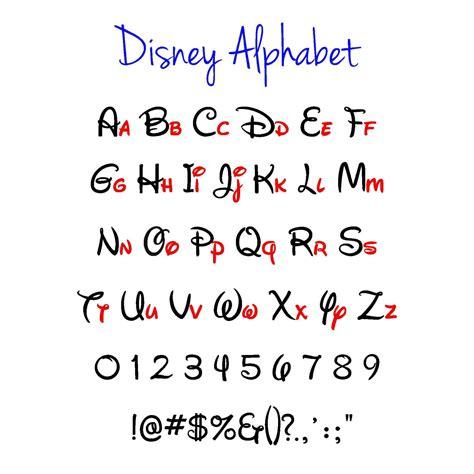 lettere alfabeto disney disney alphabet disney svg disney svg alphabet vector