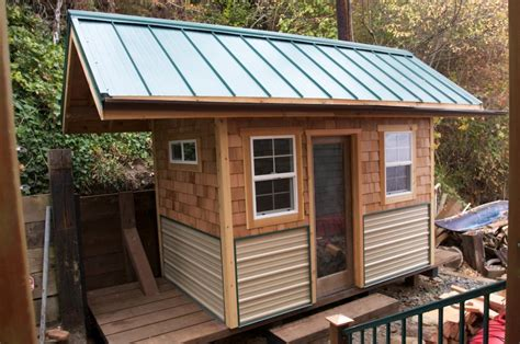 Tin Roofs For Sheds by Shed Roof Pictures And Ideas