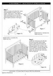 Graco Crib To Toddler Bed Directions Where Can I Buy Replacement Screws For A Graco Baby Crib