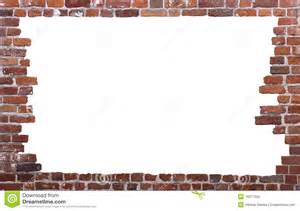 A Frame Plans old brick wall as a frame 01 stock photo image 18377500