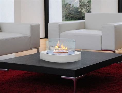 Table Fireplaces by Tabletop Fireplace By Anywhere Fireplace Review
