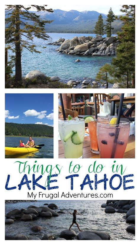 Cabin On The Lake Vacation Spots by 25 Best Ideas About Lake Tahoe Summer On Lake