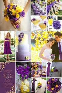 Best 25  Yellow purple wedding ideas only on Pinterest