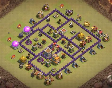 town hall 7 war base 2016 best town hall 7 war base 2017 cocbases
