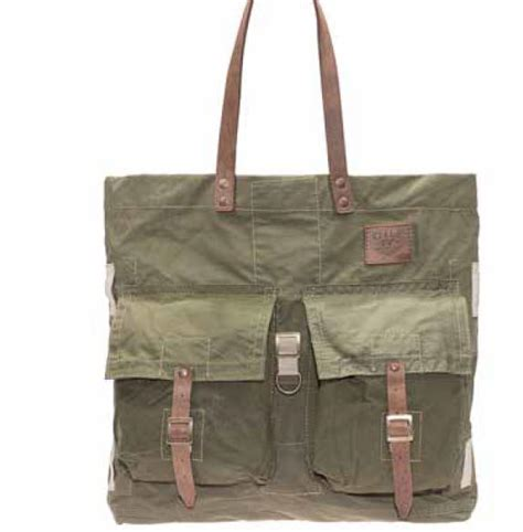 Leather Olive Intl will leather goods vintage surplus army bags from dann