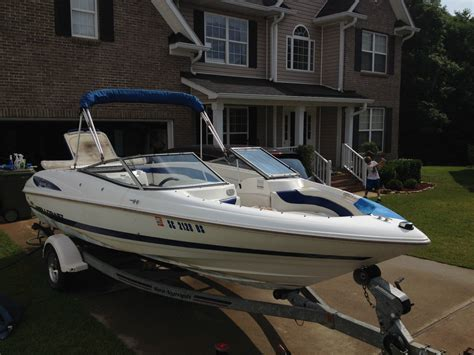 bow of a boat exle wellcraft excel 21sx 1996 for sale for 5 199 boats from