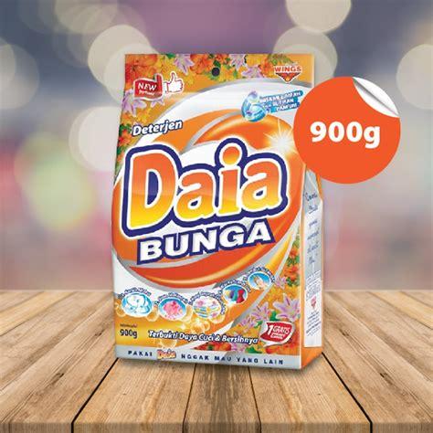 Daia Bunga Deterjen 1 8 Kg daia bunga deterjen 900g daftar update harga terbaru dan