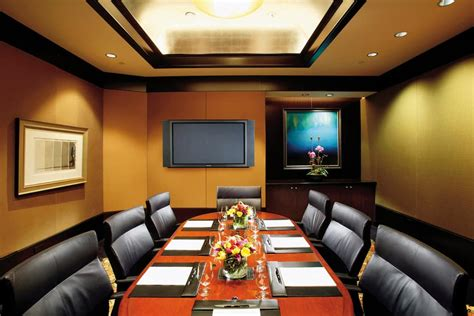 business meeting conference rooms place vendome hotel