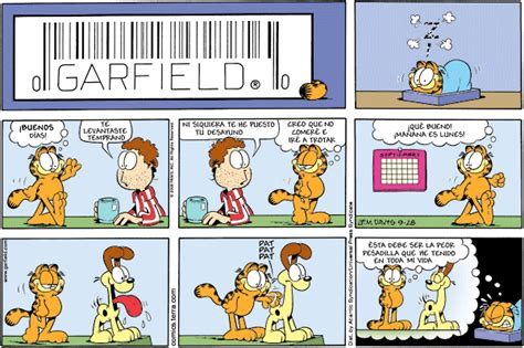 Imagenes Tiras Comicas | garfield tiras comicas divertidas 2 taringa