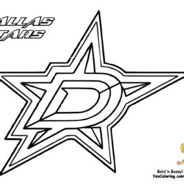 le hockey logos coloring pages free coloring pages le dallas stars coloring pages murderthestout