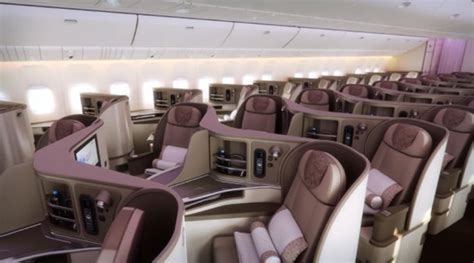 China Eastern Airlines Interior by Gt Talkinterior China Eastern Boeing 777 300er Interior A Great Leap Forward Gt Talkairlines