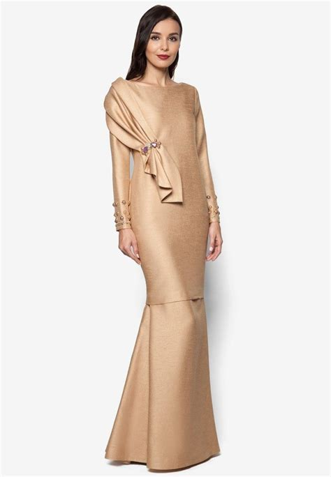 Aminah Dress Kurung tunku tun aminah x jovian shabana kurung traditi0nal