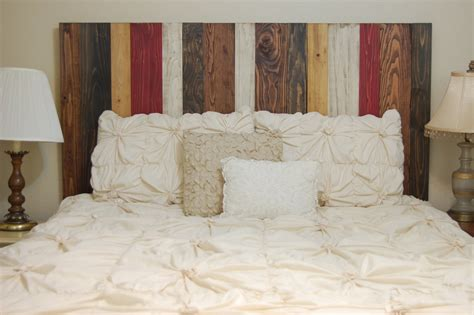 hanging a headboard on the wall fall mix design barn walls queen headboard hang on the wall