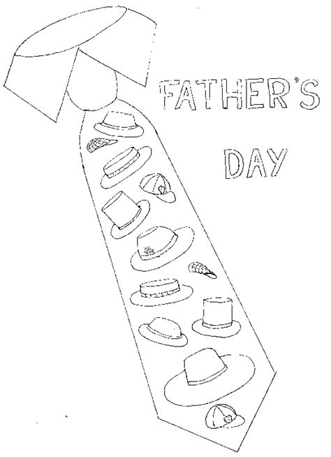 Free Print And Color Tools For Father S Day Gift Or Card Book Covers sketch template