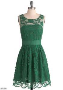 emerald green lace cocktail dress 2015 2016 fashion