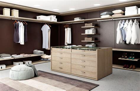vestidor con isla vestidores fotos bonito diseo vestidor madera islas para