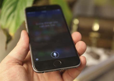 siri on iphone 6 apple busca ingenieros que mejoren a siri