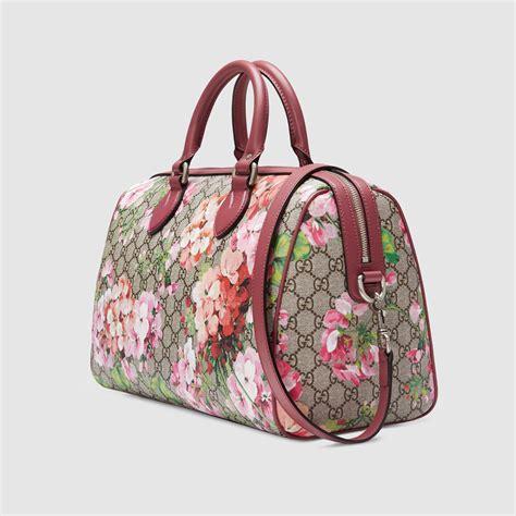 H Mes Top Handle Set Seprem gucci blooms gg supreme top handle bag in pink lyst
