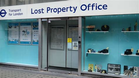 Lost Property Office five strangest things left on the trains and buses