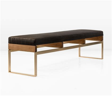 bench upholstered maxim bench upholstered benches from khouri guzman bunce
