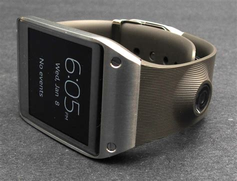 Samsung Smartwatch 1 samsung galaxy gear smartwatch review the gadgeteer
