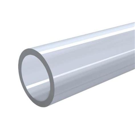 formufit 1 in x 5 ft furniture grade sch 40 pvc pipe in