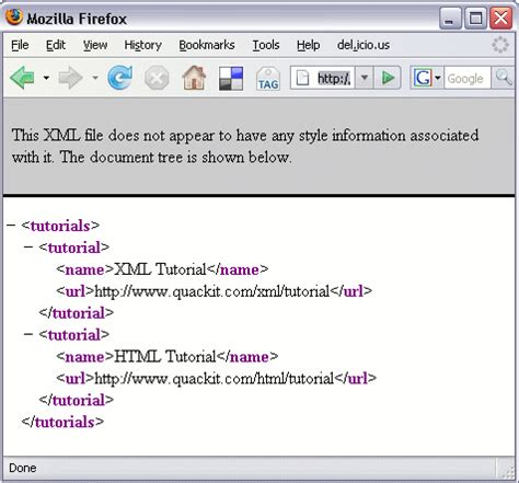 xml links tutorial xslt exle