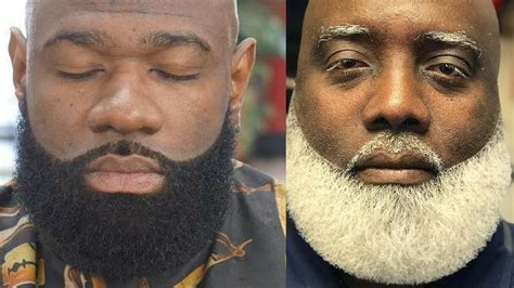 different types of beard styles on a black male top 10 trendy black men beards styles 2018 youtube