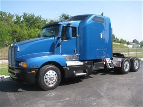 Used Conventional Sleeper Trucks For Sale by 25 Best Ideas About Kenworth Trucks For Sale On