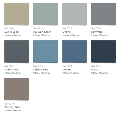pottery barn blue paint colors ideas pottery barn paint colors benjamin 2012 pottery
