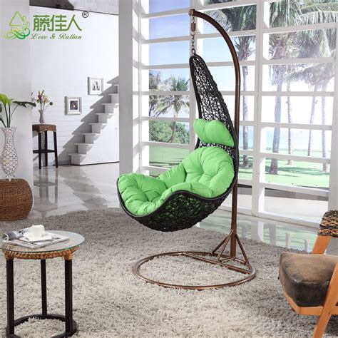 hanging swings for bedrooms outdoor patio balcony backyard plastic synthetic rattan