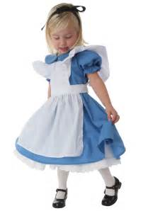 toddler halloween costumes cheap deluxe toddler alice in wonderland costume storybook