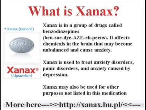Xanax For Detoxing From by Define Xanax Tallulahbelles