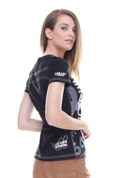 Dsvn Generation Kaos Pria Hitam regular fit kaos wanita gambar sablon leader hitam