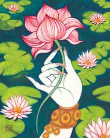 Lotus Flower Painting Lotus Flower Flower Hd Wallpapers Images Pictures
