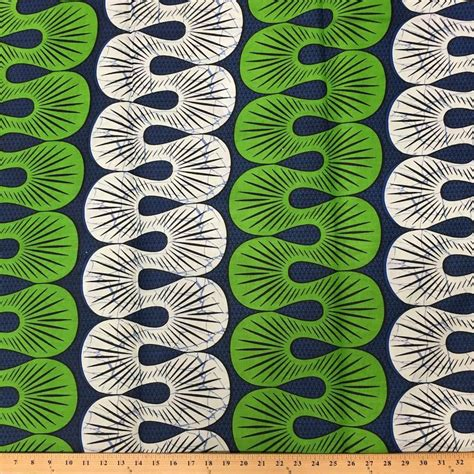 african green african print fabric 100 cotton snake green 3 99 yard