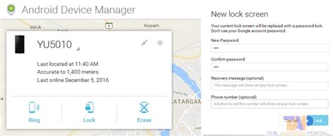 android device manager unlock 4 methods to bypass android lock screen on your phone tablet
