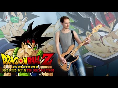 bardock theme remix solid state scouter z buu theme guitar cover doovi