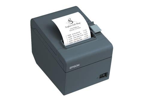 Printer Epson Ncr c31cd52a9912 epson tm t20ii posguys