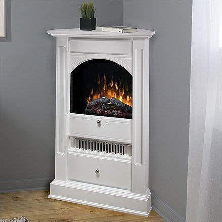 small corner propane fireplace living room