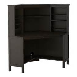 Ikea Black Corner Desk Home Office Furniture Ikea