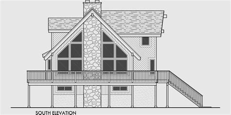A Frame House Plans With Loft A Frame House Plans House Plans With Loft Mountain House Plans