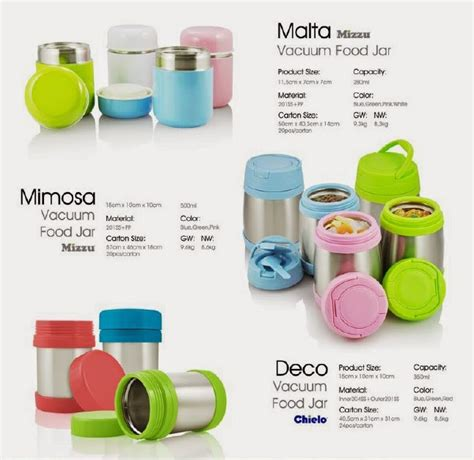 Jual Tempat Makan Tahan Panas Tupperware by Promotional Waterbottles Tablewares Jual Food Jar Lunch