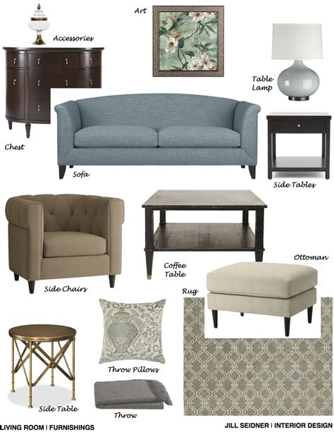 living room furnishings concept board jill seidner pinterest the world s catalog of ideas