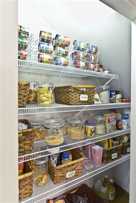 Kitchen Design Cincinnati Organized Pantry Shelving Cincinnati By Organized Living